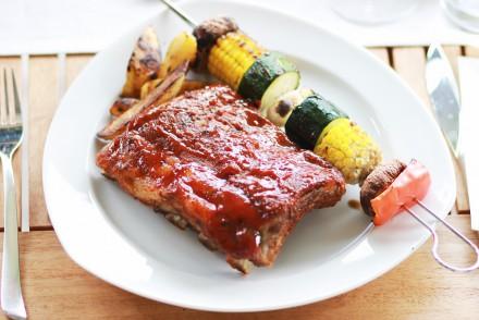 Spare Ribs Barbecue