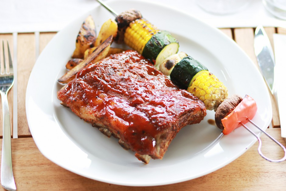 Spare Ribs Barbecue
