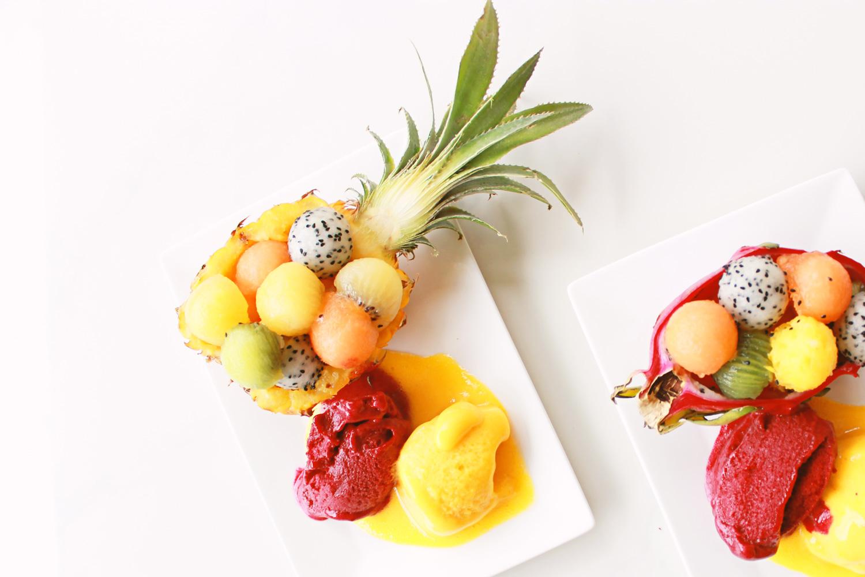 Dessert Obstsalat